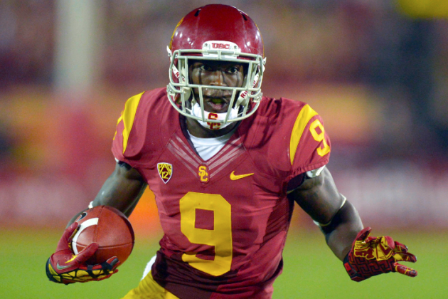 USC Football: Making the Case to Turn Receiver Marqise Lee into a Cornerback