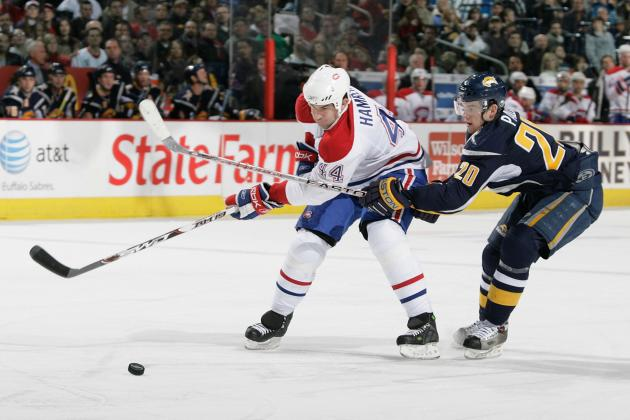 Sabres Routed by Canadiens
