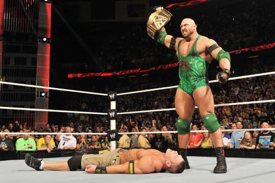 WrestleMania 29, Ryback and Latest WWE News and Rumors from Ring Rust Radio