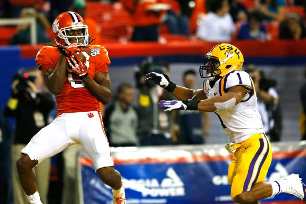 DeAndre Hopkins Scouting Report: NFL Outlook for Clemson WR