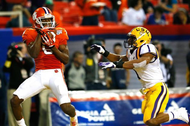 DeAndre Hopkins Scouting Report: NFL Outlook for Clemson WR
