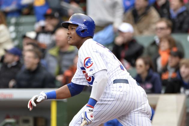 Rapid Reaction: Cubs 4, Giants 3