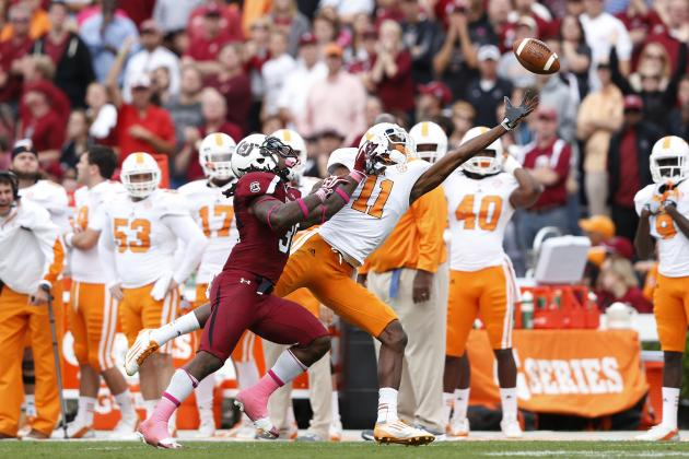 Justin Hunter Scouting Report: NFL Outlook for Tennessee WR