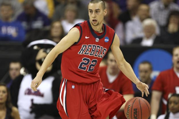 Marshall Henderson Stole the Show at Rebels' Choice Awards