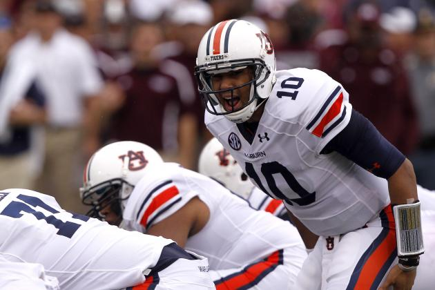Auburn Spring Game: Tigers' Key Positional Battles to Watch