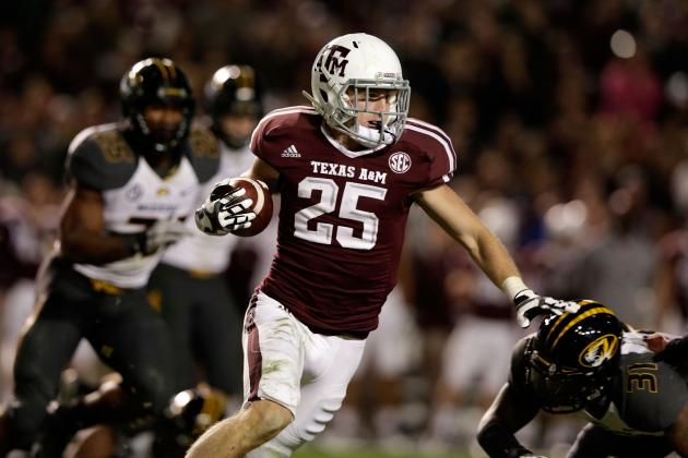 Ryan Swope Scouting Report: NFL Outlook for Texas A&M WR