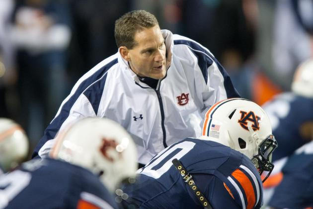 Auburn Spent About $75,000 on Security Firm Enforcing Football Player Curfews