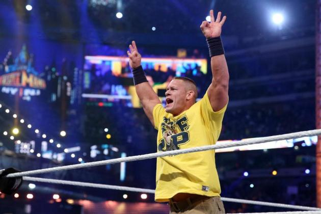 John Cena Can Ascend to Wrestling Immortality with Latest WWE Championship Reign