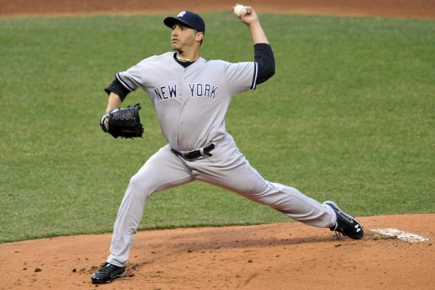 Andy Pettitte Injury: Updates on Yankees Pitcher's Back