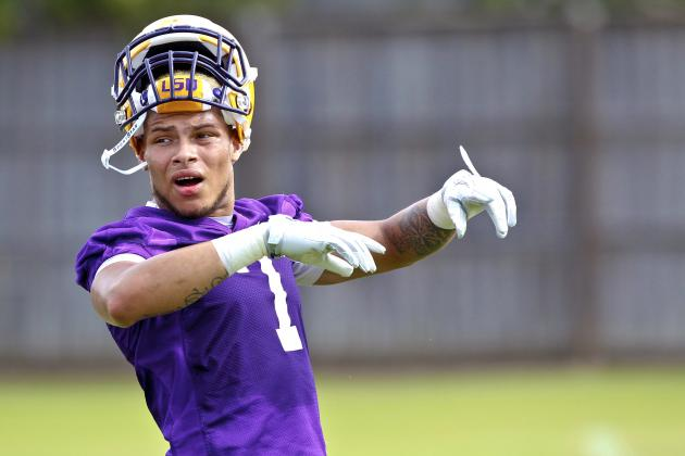 How Tyrann Mathieu's Claims of Multiple Failed Drug Tests Impacts LSU's Image