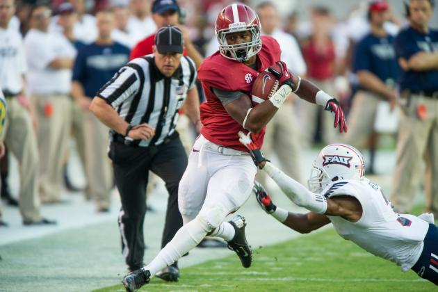 Alabama Spring Game: Potential Impact Players to Watch for Crimson Tide