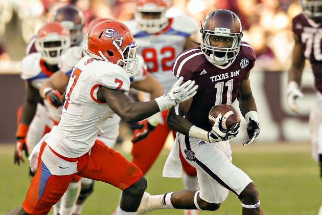 Texas A&M Spring Game: Aggies' Key Positional Battles to Watch