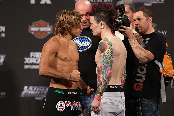 TUF 17 Finale Start Time: When and Where to Watch the Faber vs. Jorgensen Card