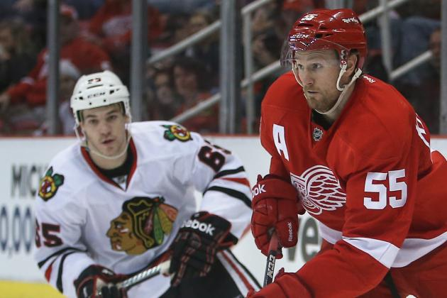 ESPN Gamecast: Red Wings vs. Blackhawks