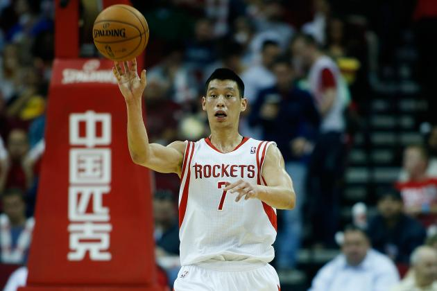 Why Jeremy Lin Will Be the Key to Houston Rockets' Postseason Success