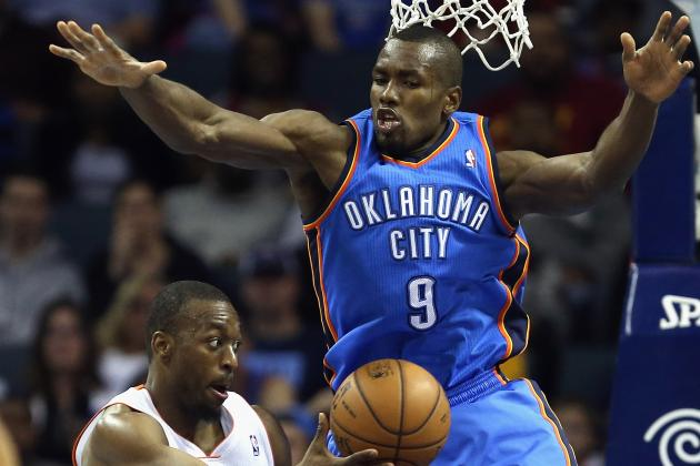 Why Serge Ibaka Will Be the Key to OKC Thunder's Postseason Success