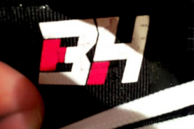 Bryce Harper Takes Time Away from Hitting Home Runs to Unveil New Logo