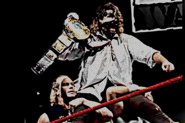 WWE's Hall of Fame Chronicles: A Tribute to 'The Hardcore Legend' Mick Foley