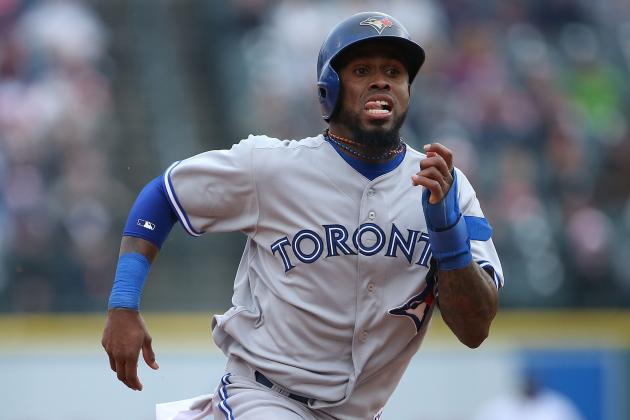 Jose Reyes Leaves Game with Ankle Injury