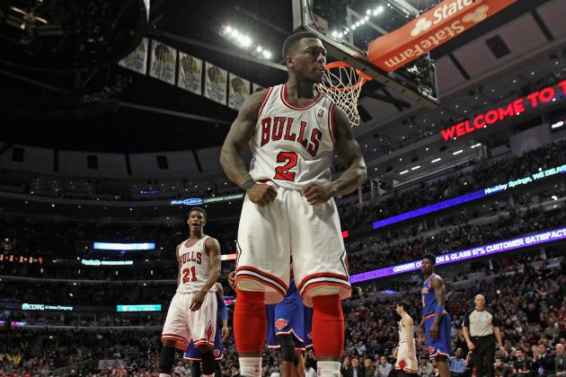 Why Nate Robinson Will Be the Key to Chicago Bulls' Post-Season Success