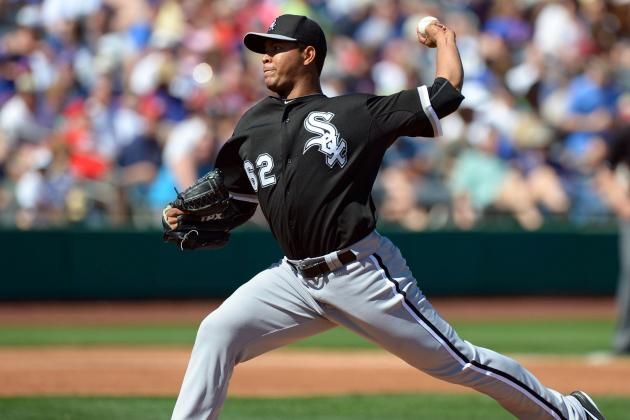 Quintana Does Job, but Sox Offense Flops in 1-0 Setback