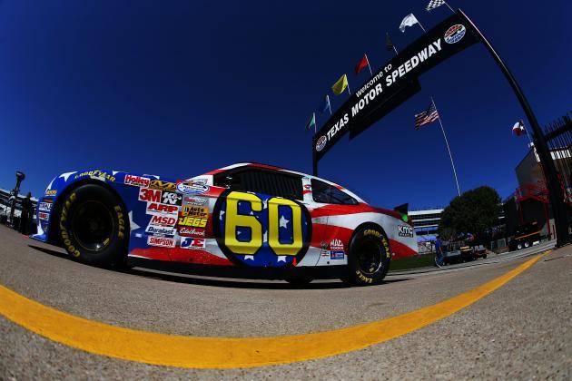Why Travis Pastrana Is NASCAR's Next Breakout Star