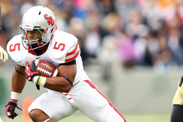 Miguel Maysonet Scouting Report: NFL Outlook for Stony Brook RB
