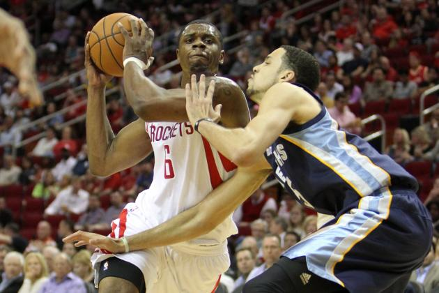 Rockets Fail to Complete Rally Against Physical Grizzlies