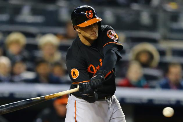 Adam Jones' Error, Triple Play Cool off Orioles in 5-2 Loss to the Yankees