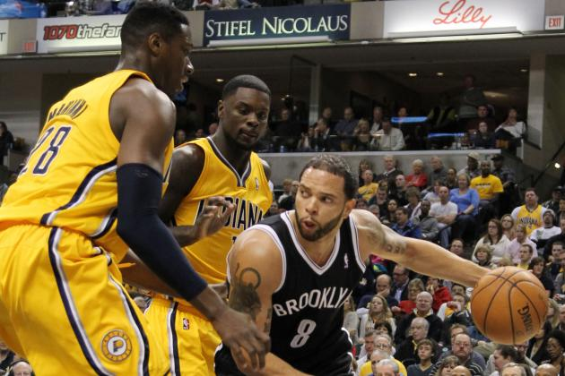 Williams, Nets Survive Physical Matchup with Pacers