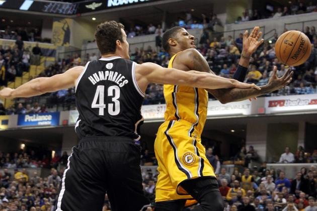Williams, Nets hold off Pacers