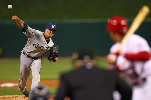 Kyle Lohse Gets Out-Pitched in 2-0 Loss