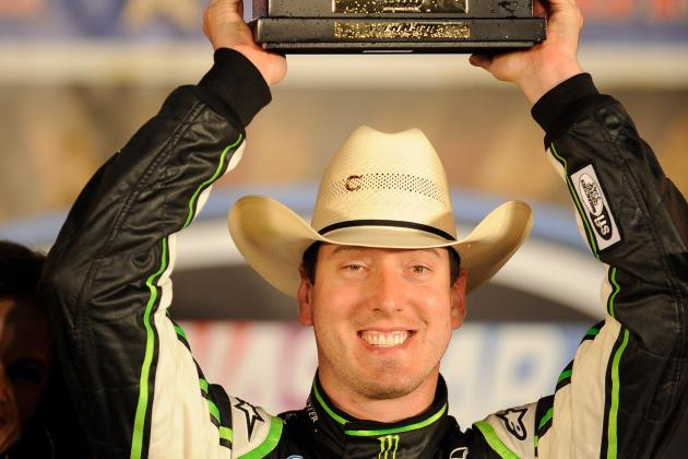 Busch Wins Nationwide Race at Texas for 6th Time