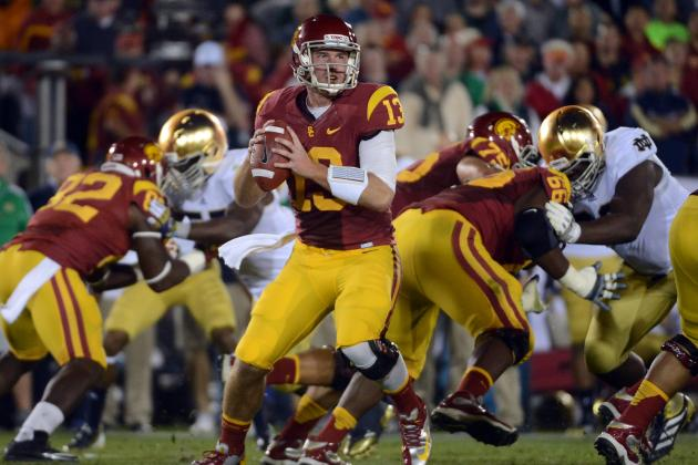 USC Spring Game: Biggest Position Battles to Watch for