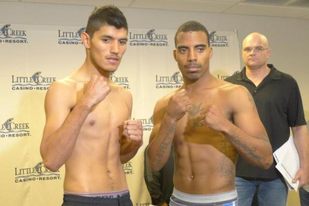 Ramos vs. Gonzalez: Oscar Gonzalez Upsets Rico Ramos in Unanimous Decision
