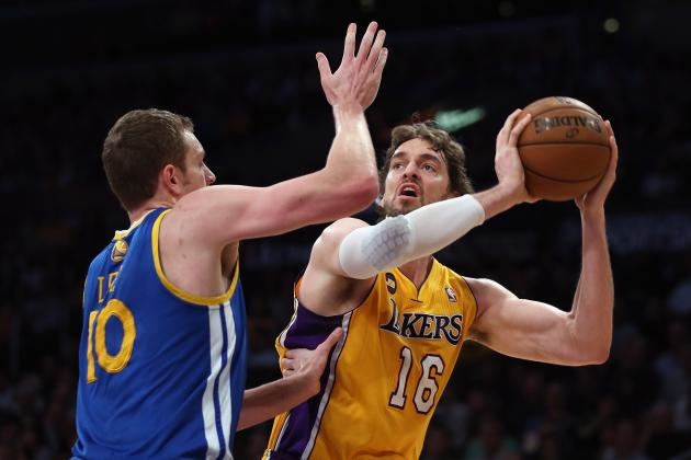 Lakers Beat Warriors 118-116