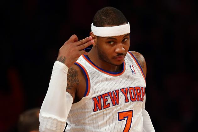 What Winning 2013 NBA Scoring Title Means for Carmelo Anthony's Career Resume