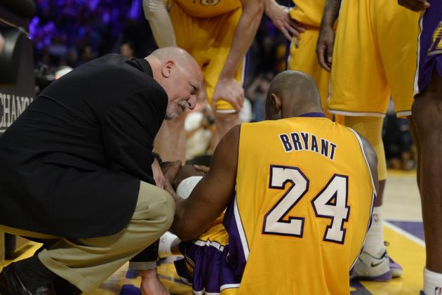 Kobe Bryant Injury: Did Major Minutes Contribute to Possible Torn Achilles?