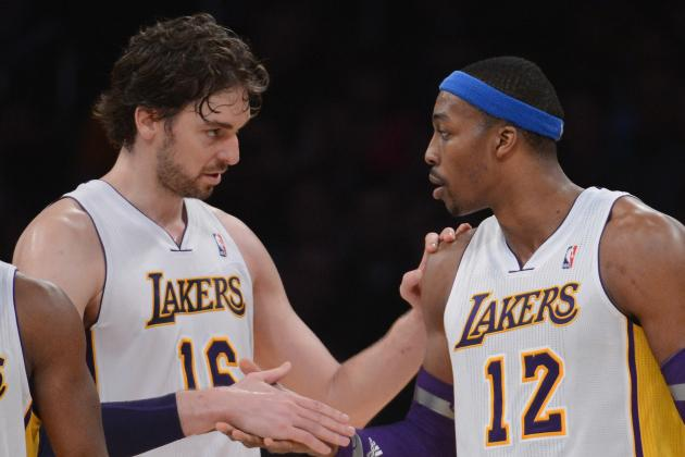 Why Pau Gasol Will Be the Key to L.A. Lakers' Postseason Success