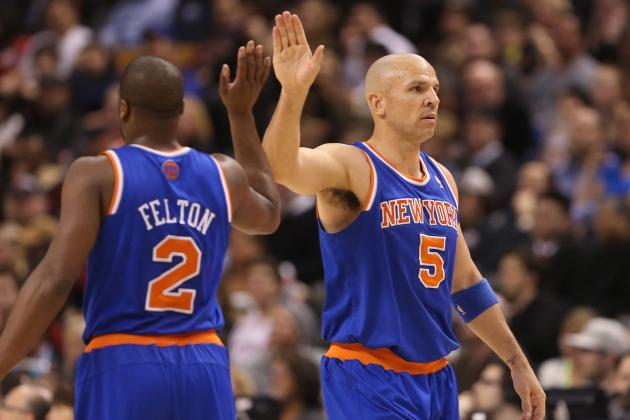 NY Knicks Must Rely on Dual-Point Guard Lineup for 2013 Playoff Success