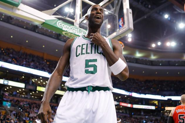 Why Kevin Garnett Will Be the Key to Boston Celtics Postseason Success