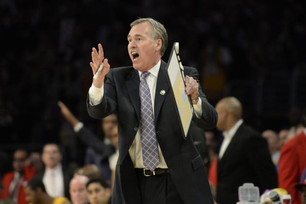 Will LA Lakers Put Mike D'Antoni on the Hot Seat After Inaugural Season?