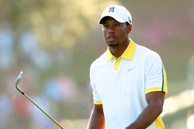 Tiger Woods Avoids Disqualification After Illegal Drop in Second Round