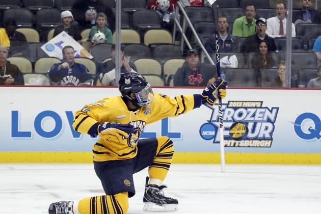 Yale vs. Quinnipiac: Championship Battle of the 'Big' Names in College Hockey