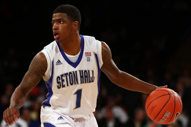 Reports: Seton Hall Transfer Cosby Picks Illini