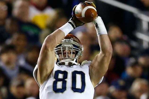 Draft Prep: Tight End Could Be in Play for Eagles