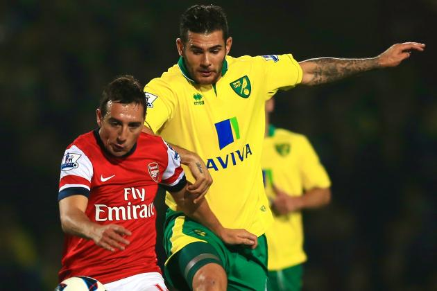 Arsenal 3-1 Norwich City: As It Happened