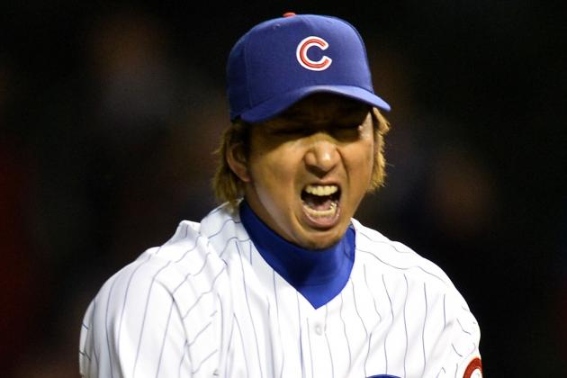Cubs Place Kyuji Fujikawa on 15-Day DL with Muscle Strain