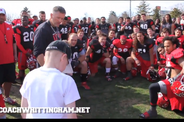 Utah Partners with Make-a-Wish Foundation to Make a Dream Come True