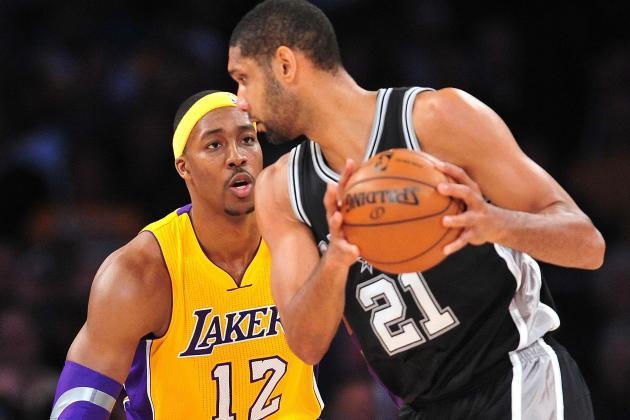 San Antonio Spurs vs. Los Angeles Lakers: Preview, Analysis and Predictions